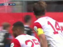 Utrecht 3:0 PSV Eindhoven