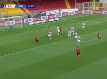 Benevento 1:1 Crotone