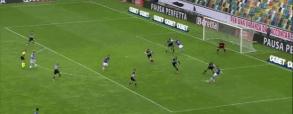 Udinese Calcio 0:1 Sampdoria