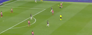 Atletico Madryt 2:1 Osasuna
