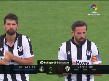 Getafe CF 2:1 Levante UD