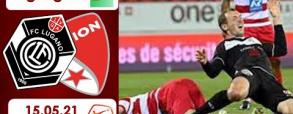 Lugano 3:1 FC Sion