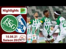 St. Gallen 5:0 Lausanne Sports