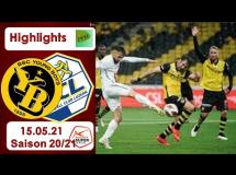 Young Boys 5:2 FC Luzern