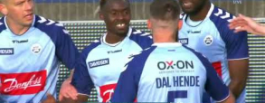 SonderjyskE 2:0 Lyngby Boldklub