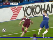 Chelsea Londyn 2:1 Leicester City