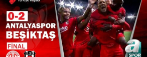 Antalyaspor 0:2 Besiktas Stambuł