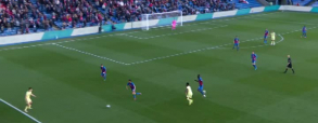 Crystal Palace 1:3 Arsenal Londyn