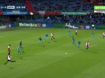 Feyenoord 2:0 Sparta Rotterdam