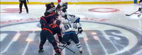 Edmonton Oilers 1:4 Winnipeg Jets