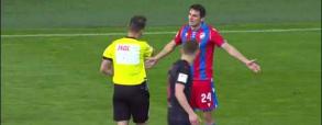 Viktoria Pilzno 0:1 Slavia Praga