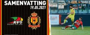 Oostende 2:2 KV Mechelen