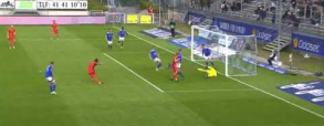 Lyngby Boldklub 1:1 Odense BK