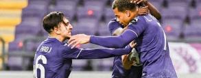 Anderlecht 3:3 Club Brugge