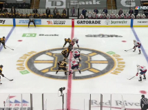 Boston Bruins 1:5 Washington Capitals