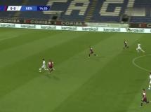 Cagliari 0:1 Genoa
