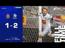 KV Mechelen 1:2 Gent