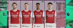 Arsenal Londyn 2:0 Brighton & Hove Albion