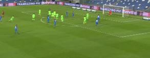 Sassuolo 2:0 Lazio Rzym