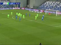 Sassuolo 0:0 Lazio Rzym