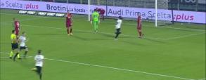 Spezia 4:3 AS Roma