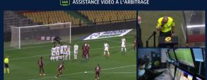 Metz 1:1 Olympique Marsylia