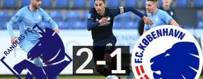 Randers 2:1 FC Kopenhaga