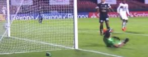 Sao Paulo 3:0 Sporting Cristal