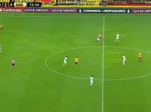 Barcelona SC 3:1 Santos