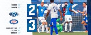 Molde FK 2:3 Valerenga Oslo