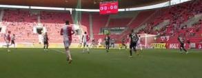Slavia Praga 2:1 Ceske Budejovice