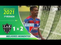 Atletico Mineiro 1:2 Fortaleza