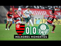 Flamengo 1:0 Palmeiras