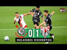 Corinthians 0:1 Atletico Goianiense