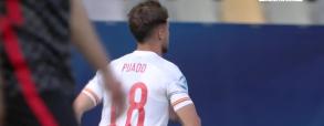 Hiszpania U21 1:1 Chorwacja U21