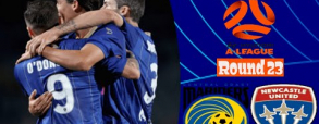 Central Coast Mariners 0:2 Newcastle Jets