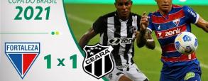 Fortaleza 1:1 Ceara