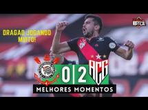 Corinthians 0:2 Atletico Goianiense