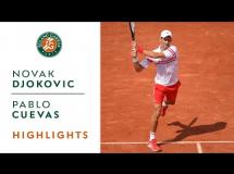 Novak Djoković - Pablo Cuevas