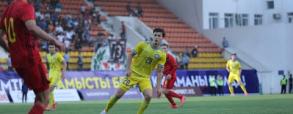 Kazachstan U21 1:3 Belgia U21