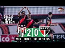 Atletico Goianiense 2:0 Sao Paulo