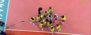 Brazylia 2:1 Serbia