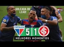 Fortaleza 5:1 Internacional