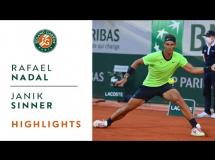 Rafael Nadal 3:0 Jannik Sinner