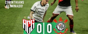 Atletico Goianiense 0:0 Corinthians