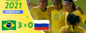 Brazylia 0:3 Rosja