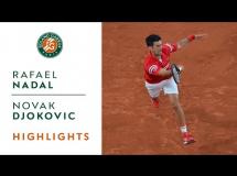 Novak Djoković 3:1 Rafael Nadal