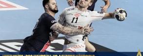 PSG Handball 33:35 Aab Aalborg