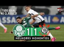 Palmeiras 1:1 Corinthians