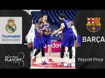Real Madryt 75:89 Barcelona Lassa